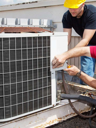 heating, ventilation or air conditioning repairs casper, WY